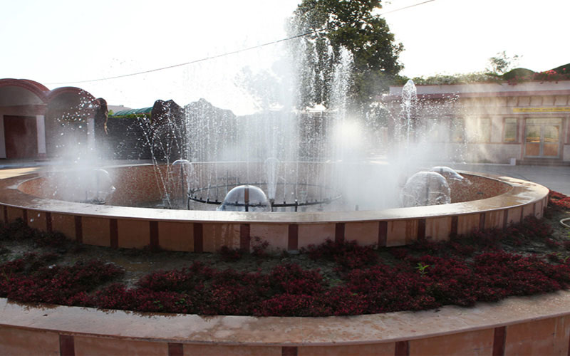 Musical Water Fountain Manufacturer in Delhi, India