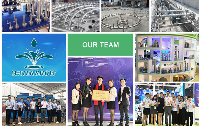 Over 14 years professional water fountain factory in China
