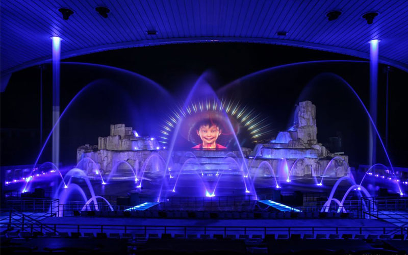 Water Screen Movie Fountain-A Special Kind Of Musical Fountain