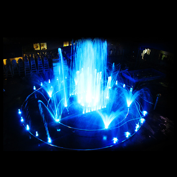 Large Outdoor Fountain